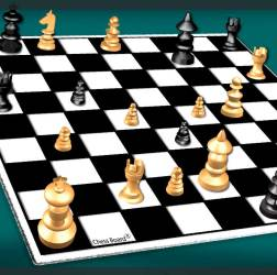 Игра в шахматы онлайн