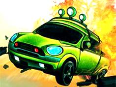 Мини-игры 2014 – «Extreme Car Madness»
