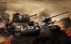 Весенняя лихорадка — главная новость «World of Tanks»